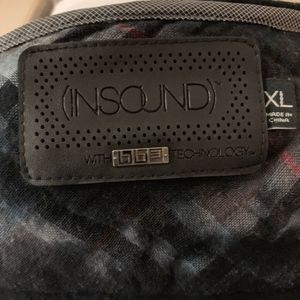 ISOUND Shirts - InSOUND hooded shirt from Fred Segal